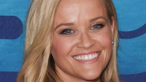 Reese Witherspoon Went Brunette for Her New Show and Looks Fantastic   StyleCaster