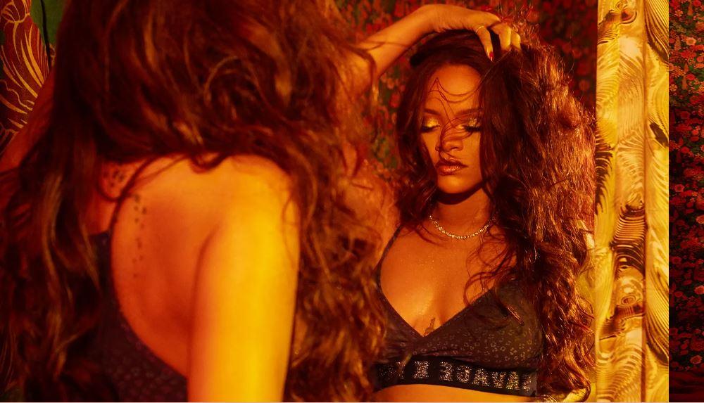 Rihanna's Savage X Fenty Line Just Hit Amazon's Virtual Shelves & We're Swooning