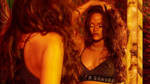 Rihanna's Savage X Fenty Line Just Hit Amazon's Virtual Shelves & We're Swooning | StyleCaster