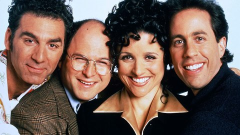 'Friends' & 'The Office' Might Be Leaving, But Netflix Just Snagged 'Seinfeld' | StyleCaster