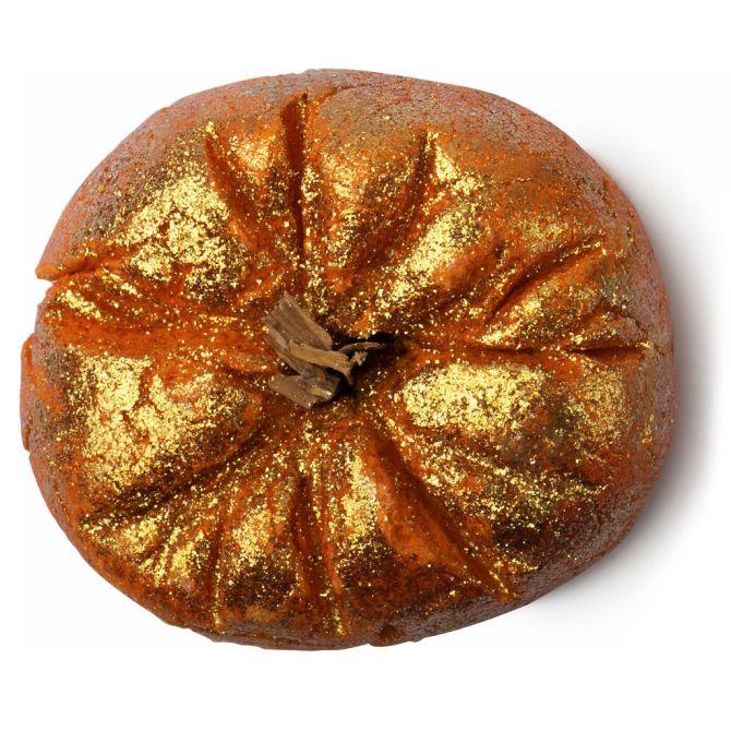 sparkly pumpkin bar