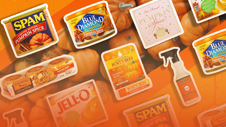 23 Pumpkin Spice Products to Get You Ready for Basic Girl Autumn