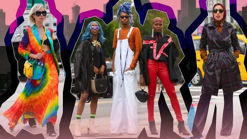 Every Head-Turning Street Style Look from New York Fashion Week Spring 2020 | StyleCaster