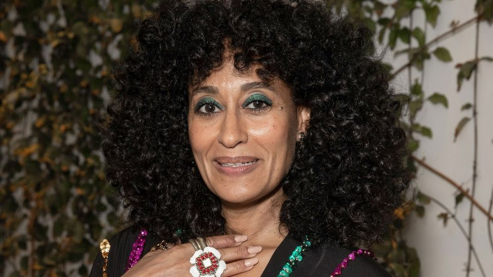 Update Your Go-To Zoom Hairstyle With Tracee Ellis Ross' New Accessories