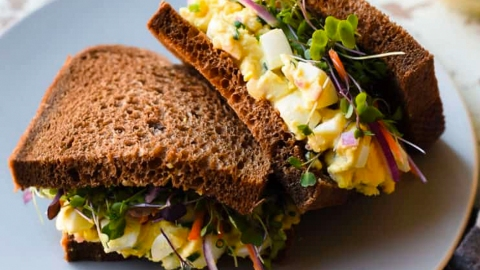 19 High-protein Veggie Sandwiches That Are Sure to Satisfy | StyleCaster
