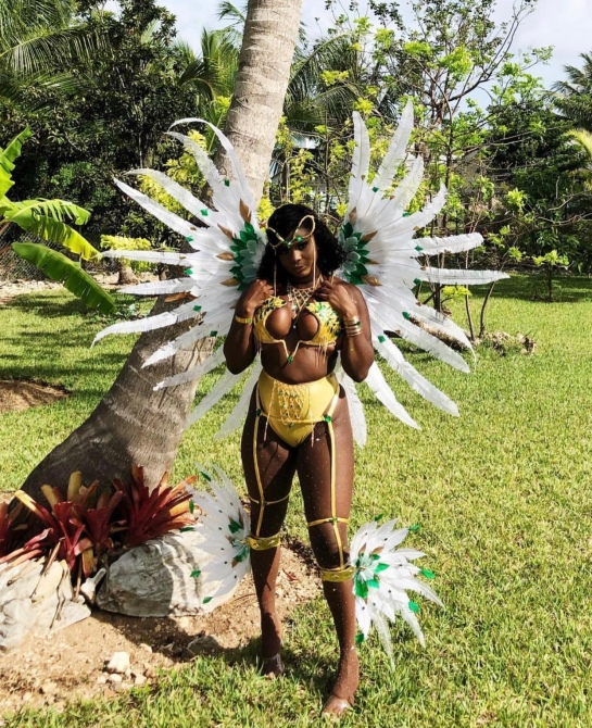 Carnival Empowered Me to Love My Curves Long Before Body Positivity Was a Trend