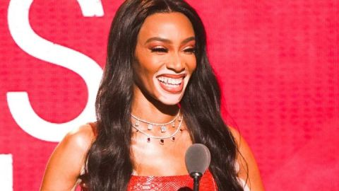 Finally—The First Look at Winnie Harlow's Collab With KKW Beauty | StyleCaster