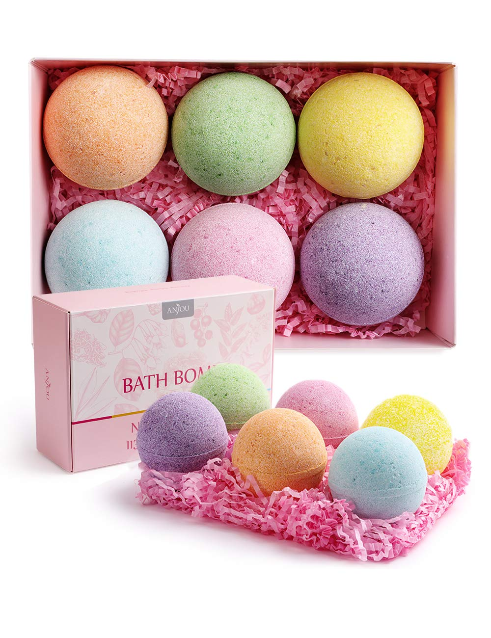 These Aromatherapy Bath Bombs Are so Relaxing You Might Just Skip Your Evening Glass of Wine | STYLECASTER