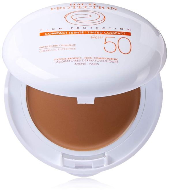 avene mineral tinted compact Eczema Friendly Makeup a Dermatologist Wont Side Eye You For Using