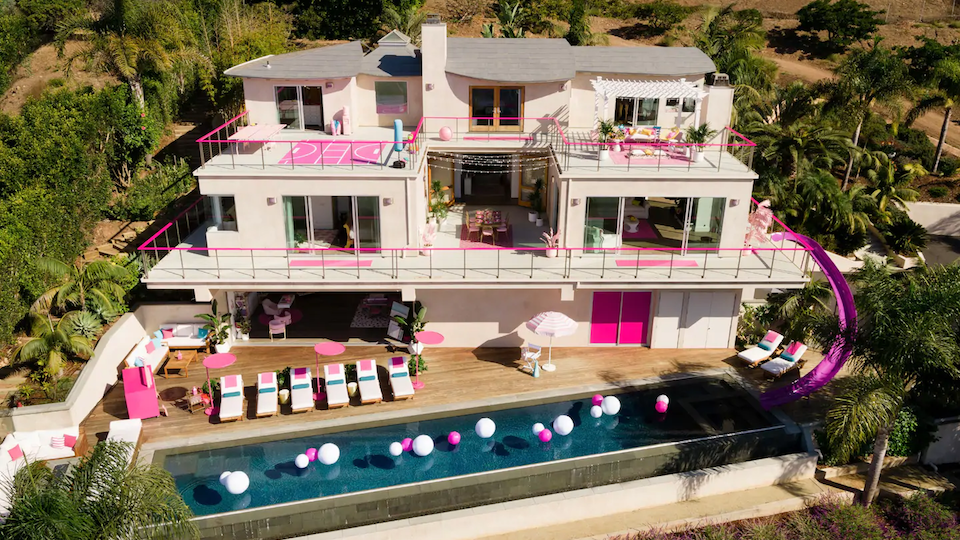 Hold the Damn Phone—You Can Airbnb *the* Barbie Malibu Dreamhouse for Only $60 a Night