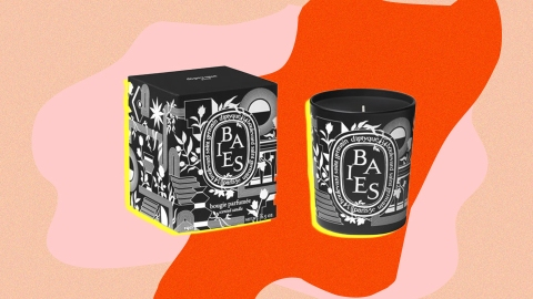 You Only Have Until Midnight to Get Diptyque's Limited-Edition Black Friday Candle | StyleCaster