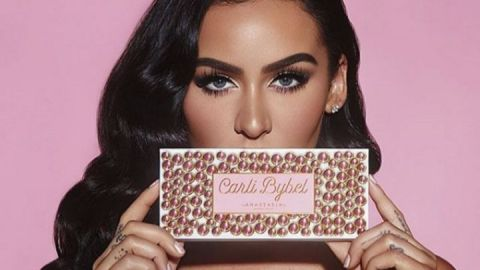 The Anastasia Beverly Hills x Carli Bybel Packaging Is the Prettiest Ever | StyleCaster