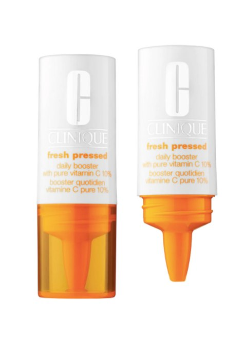 Clinique Fresh Pressed Daily Booster com Pura Vitamina C 10%
