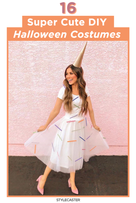 STYLECASTER | DIY Halloween costumes | halloween costumes | halloween costumes women | cute halloween costumes | funny halloween costumes | creative halloween costumes