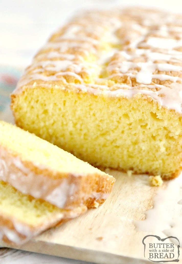 STYLECASTER | Easy Quick Breads That You Really Can't Mess Up | Easy Lemon Bread