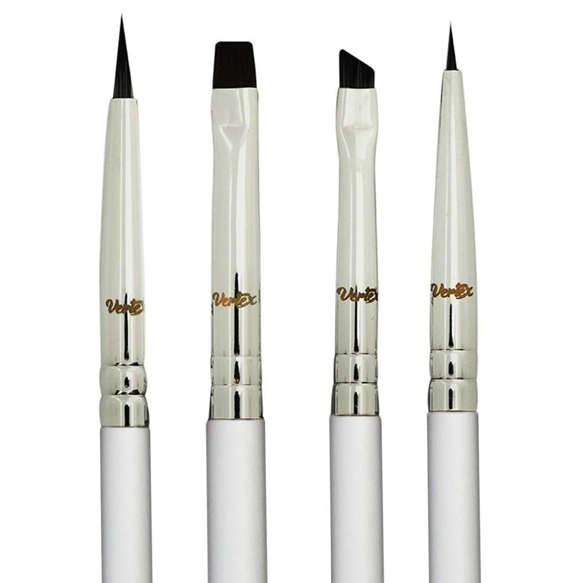 Vertex angle eyeliner brush set amazon