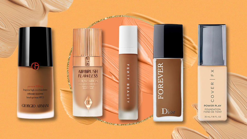 11 Matte Foundations Guaranteed to Handle Greasy Skin This Winter and Beyond