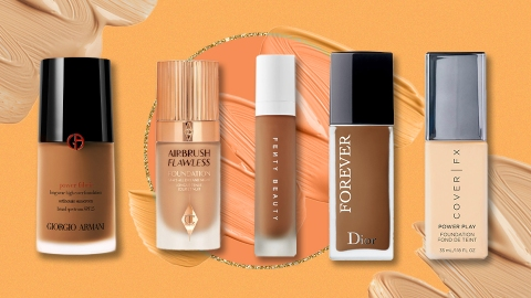 Greasy Skin is No Match for These Best-Selling Matte Foundations   StyleCaster