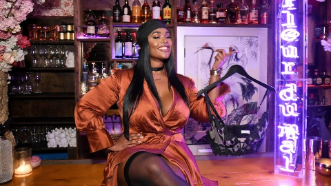 Model Precious Lee & Fleur du Mal Are Bringing Us Hot, New Lingerie With Extended Sizing | StyleCaster