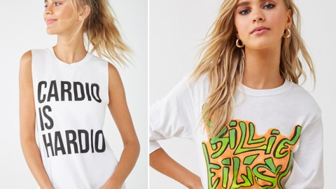 12 Best Graphic Tees That Say It Like You Mean It | StyleCaster
