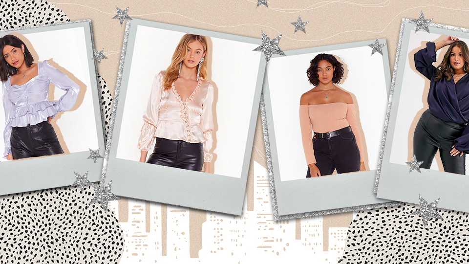 57 Long-Sleeve Going-Out Tops to Add to Your Night-Out Wardrobe, Stat