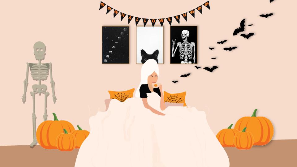 Is My Halloween Decor Keeping Me Single? | StyleCaster