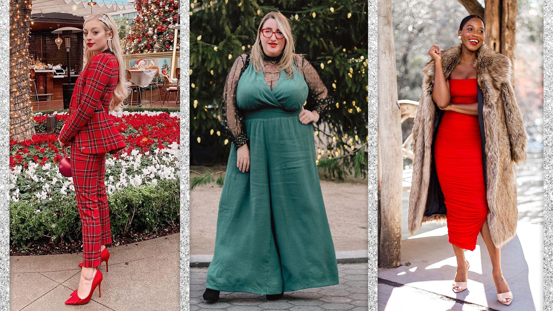 Holiday Outfit Color Combos That Are Just Festive Enough—And How To Shop Them