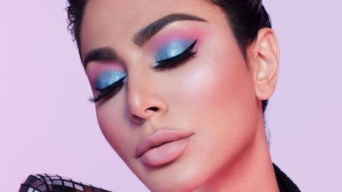 Huda Beauty's Mercury Retrograde Eyeshadow Palette Is the Brand's Most Unique Yet | StyleCaster