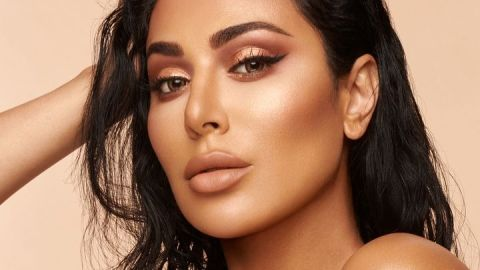 Huda Beauty Is Launching 3 Nude Eyeshadow Palettes and Here's How They're Different | StyleCaster