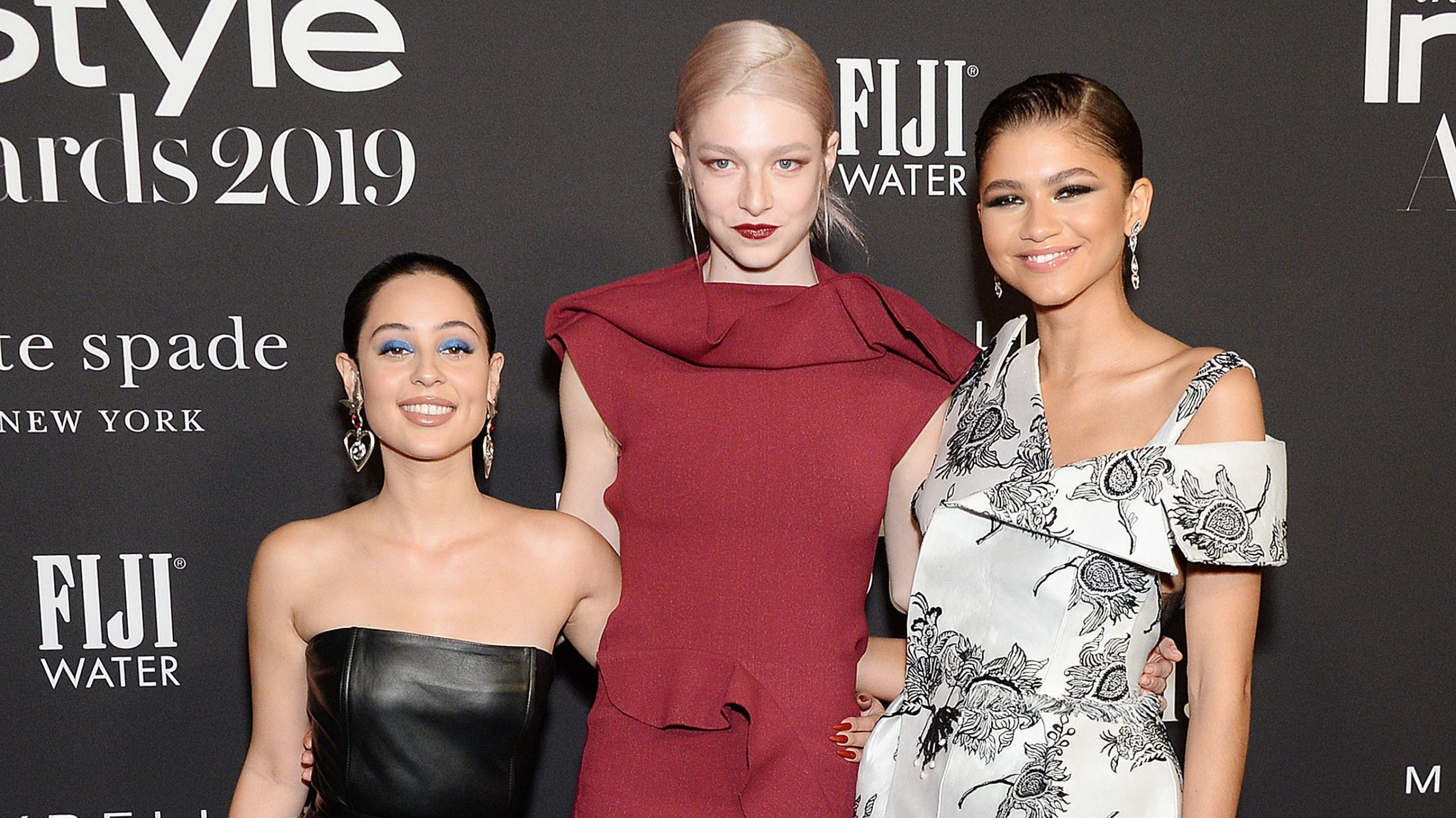 """The """"Euphoria"""" Women Went Totally Glam and Grown Up for the """"InStyle"""" Awards"""