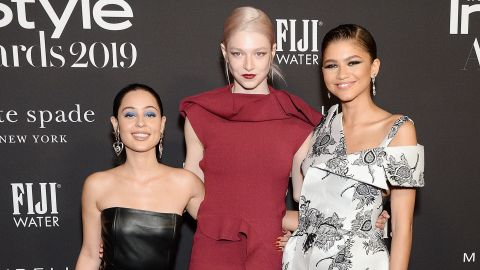 "The ""Euphoria"" Women Went Totally Glam and Grown Up for the InStyle Awards 