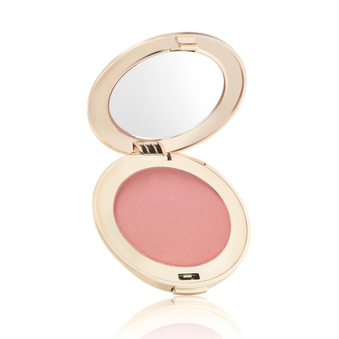 jane iredeal pure pressed blush Eczema Friendly Makeup a Dermatologist Wont Side Eye You For Using
