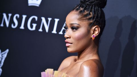 Keke Palmer's Tulle-Covered Gown Is All I Can Think About | StyleCaster