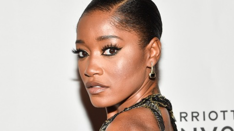 Um, Keke Palmer Looks Like a Cowboy Mermaid In This Outfit, but I'm Weirdly Into It | StyleCaster