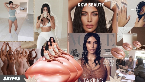 Kim Kardashian's Business Glow-Up Has Been Hella Remarkable | StyleCaster