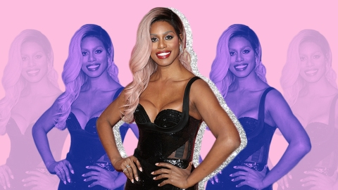 Take Notes—Laverne Cox is a Living, Breathing Masterclass in 'Practice What You Preach' | StyleCaster