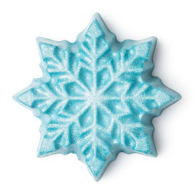 lush let it snow shimmer bar