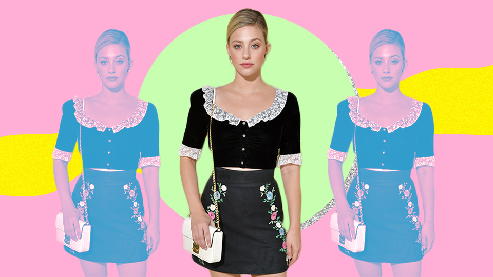 'Easy, Breezy, Beautiful' Lili Reinhart is Officially a CoverGirl