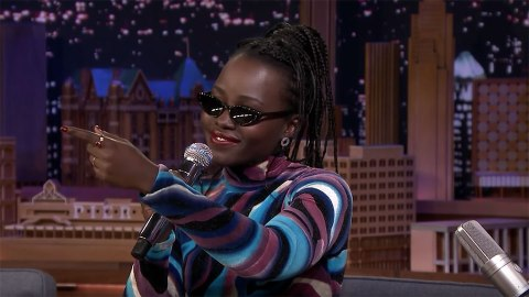 This Video Of Lupita Nyong'o Rapping As Her Alter-Ego Is Straight Fire   StyleCaster