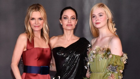 The Cast of 'Maleficent: Mistress of Evil' Looked Bone-Chillingly Gorgeous at the Premiere | StyleCaster
