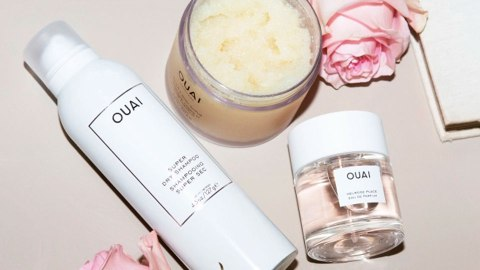 These Are the Products To Grab During OUAI's Black Friday Sale | StyleCaster