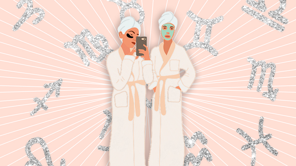 The Best Self-Care Ideas For Each Zodiac Sign