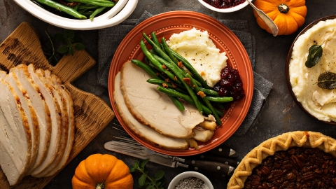 How to Buy Everything You Need for Thanksgiving at Trader Joe's for Less Than $130 | StyleCaster