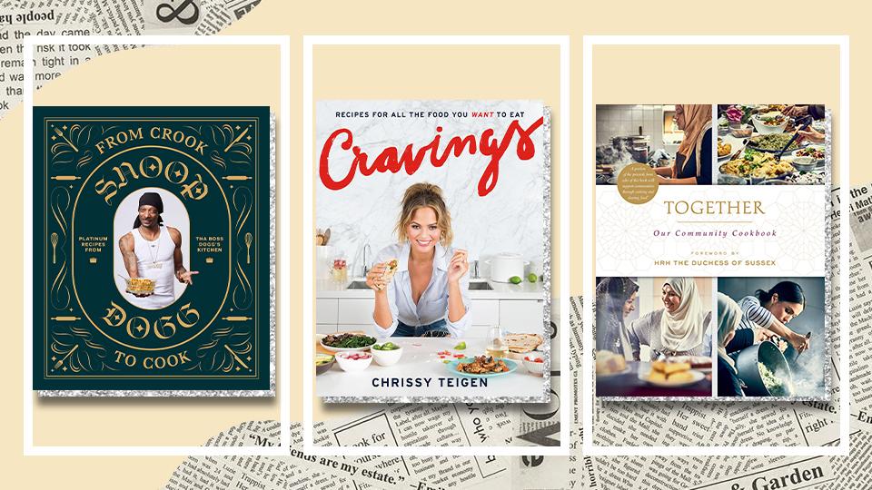 5 Celebrity Cookbooks to Add a Star-Studded Splash to Your Next Dinner