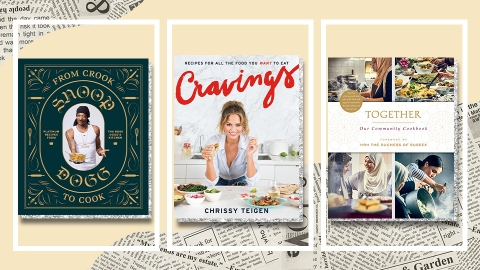 5 Celebrity Cookbooks to Add a Star-Studded Splash to Your Next Dinner | StyleCaster