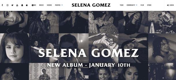 Selena Gomez 2020 album