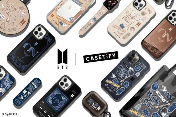 BTS CASETiFY