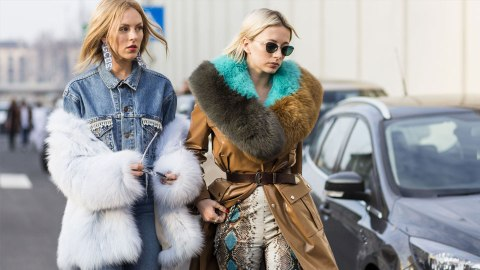 My Favorite Faux Fur Coats Under $100, Because It's About to Get Cold Guys | StyleCaster