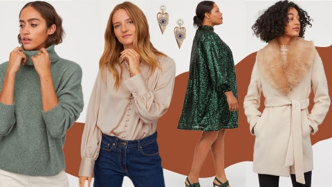 The H&M Cyber Monday Sale Is the Perfect Excuse to Stock Up on Trendy Essentials | StyleCaster