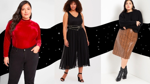 The Plus-Size Black Friday Sales Will Have You Ready for the Ultimate Shopping Spree | StyleCaster